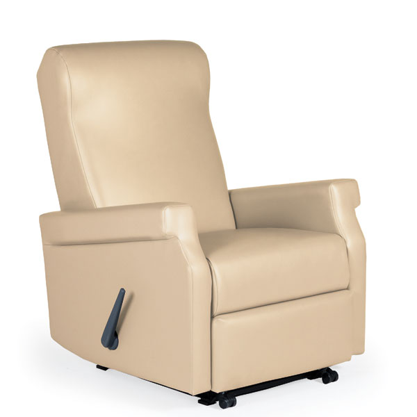 Regal III Non-Medical Room Wall Saver Recliner- Vinyl ...
