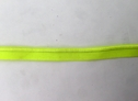 Lip Cord Elastic Lime Green 3/8 inch Wide