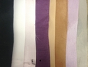 off white beige eggplant Polyester lining Fabric 60-64 inches wide