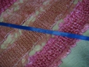 10y Royal Blue Satin Ribbon Trim 1/4 inch wide