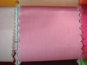 120Y Roll of Candy Pink Poly-Cotton