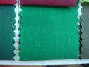 120Y Roll of Flag Green Poly-Cotton