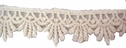 wholesale 1y ivory edge venice venise lace trim 5/8 inch wide
