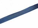 1Y Steel Blue narrow Elastic Bra Strap 1/4  W