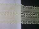 Yellow lace trim 3 1/2 inches L6 Box