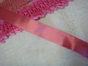50 Yard roll orchid satin ribbon 1 inch wide