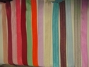 Assorted  Random 10 yards lot of fold over foe 5/8 great for fashion headband or hair tie