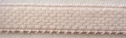 Wholesale 150Y Roll of Pale Lilac Bra Strap w/ Picot 7/16 W