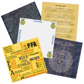 FFA-1 - Scrapbook Papers