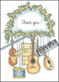 LBL55 - Thank You Note Cards