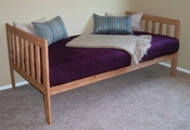 Mission Daybed<BR> (Toasted Pecan)