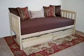 Mission Daybed with Drawers