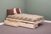 Nomad Storage Bed