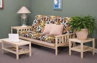 Savannah Bi-Fold Futon Set