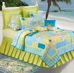Beach Bum Bedding