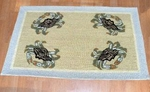 Blue Crab Rugs