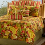 Bridge Town Tropical Comforters Sets