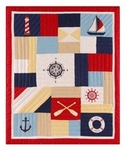 Coastal  Quilted  Throws - View All