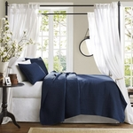 Velvet Touch Queen Coverlet