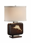 Jumping Sailfish Table Lamp