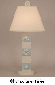 Multi Shell Lamp
