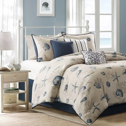 Nautical & Coastal  Beach Bedding
