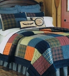 Northern Plaid Quilt