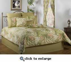 Sea Island Luxury Bedding Ensemble