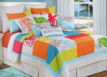 Tropic Escape Quilt Bedding
