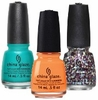 China Glaze Open Stock Nail Colors A-L