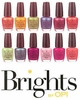 OPI Brights Collection - Summer