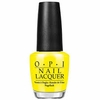 OPI No Faux Yellow Nail Polish NLBB8