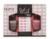 OPI Pink of Hearts Set 2013, Limited Edition