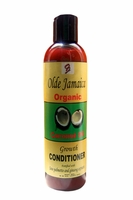 Coconut Oil Conditioner with saw palmetto & ginseng extracts - 8 fl oz