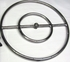 24inch Stainless Steel Fire Ring