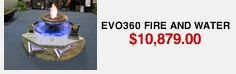 EVO360 Fire and Water
