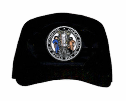 Wyoming Seal Ball Cap