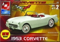1953 Chevy Corvette 1/25 Scale Model Kit pre-order