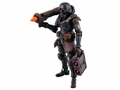 Acid Rain Bucks Team Steel Figure Action Figure pre-order