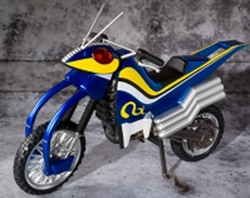 Acrobatter (Bike) S.H.Figuarts action figure