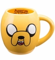 Adventure Time Finn and Jake 18 oz. Oval coffee mug