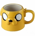 Adventure Time Jake Molded Mug