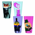 Adventure Time Masquerade 4-Pack Pint Set pre-order