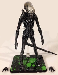 Alien Big Chap S.H.Monsterarts figure