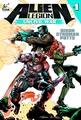 Alien Legion Uncivil War #1 comic book pre-order