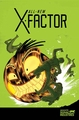 All New X-Factor #8 comic book pre-order
