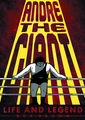 Andre The Giant Life & Legend Graphic Novel pre-order
