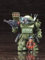 Arm Trooper Votoms Scopedog Turbo Cust Model Kit pre-order