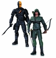 Arrow Oliver Queen Deathstroke Action Figure 2 Pack pre-order