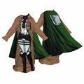 Attack On Titan Female Scout Corp Cozy With Cape pre-order